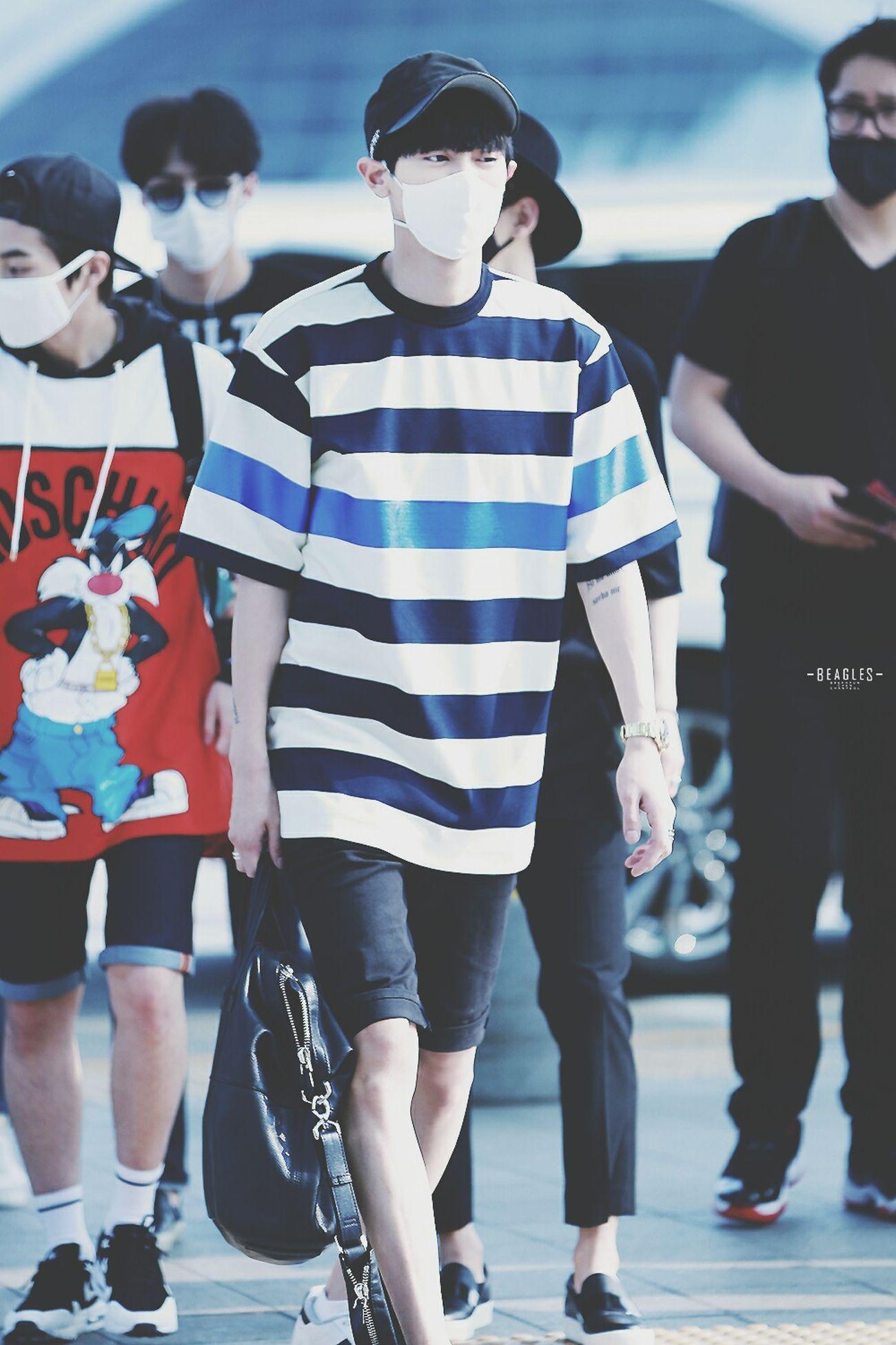 Chanyeol Parkchanyeol EXO Exok Exo-K EXO-M Exo-l Exoluxion Airport Style
