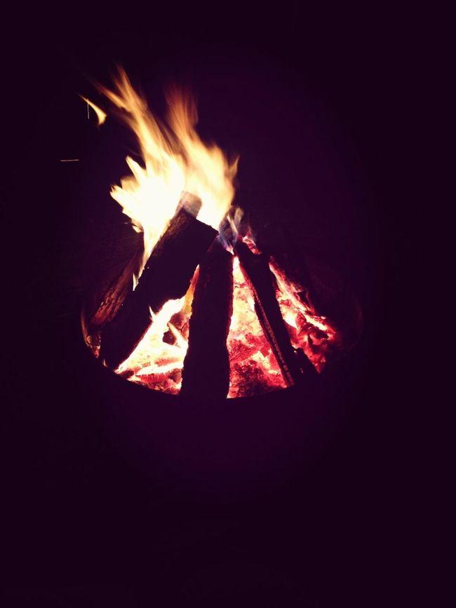Dallas Plumbing Campfire