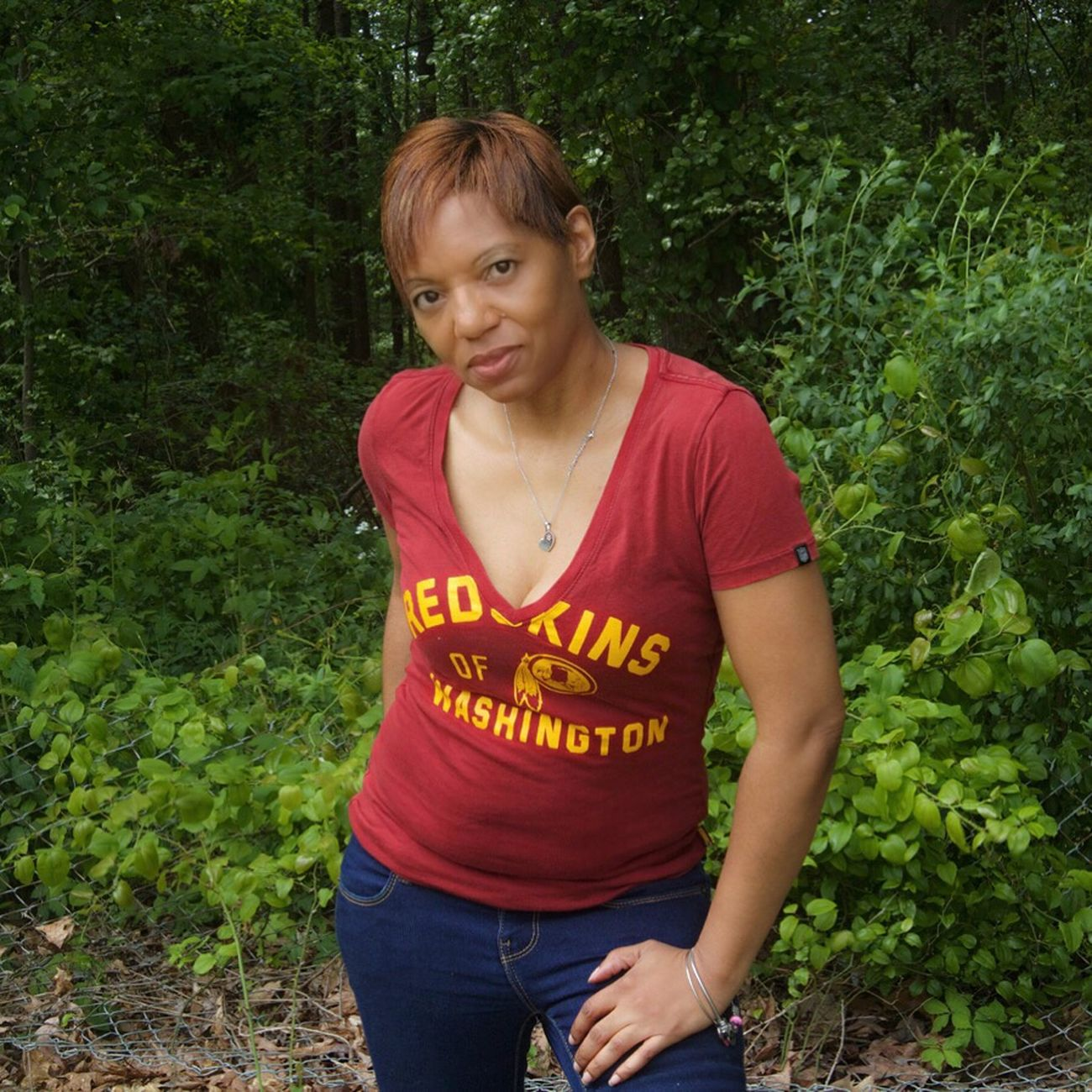 Representing Redskins Washington Redskins  HTTR Redskins All Day Washington NFL Beautiful BlackWoman Blackwomen Pretty Pretty Girl Beautiful Lady Beautiful Ladies Living A Beautiful Life Woman
