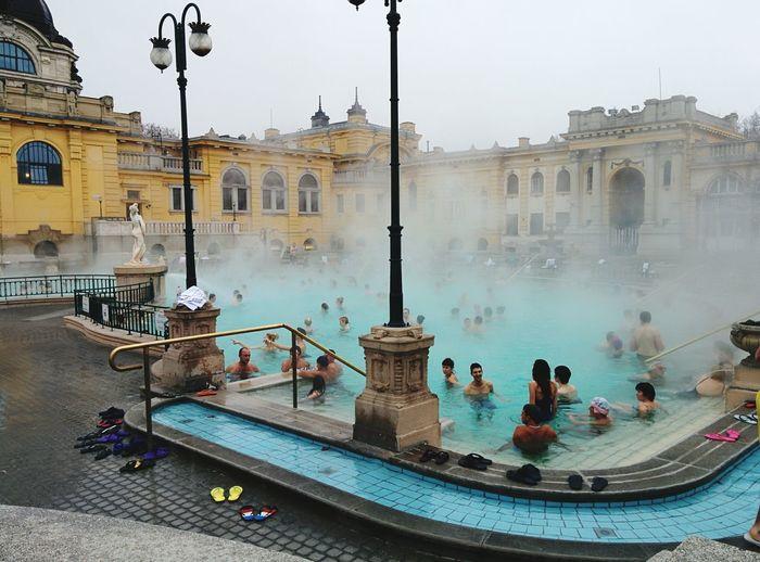 Spa Bath Relaxing