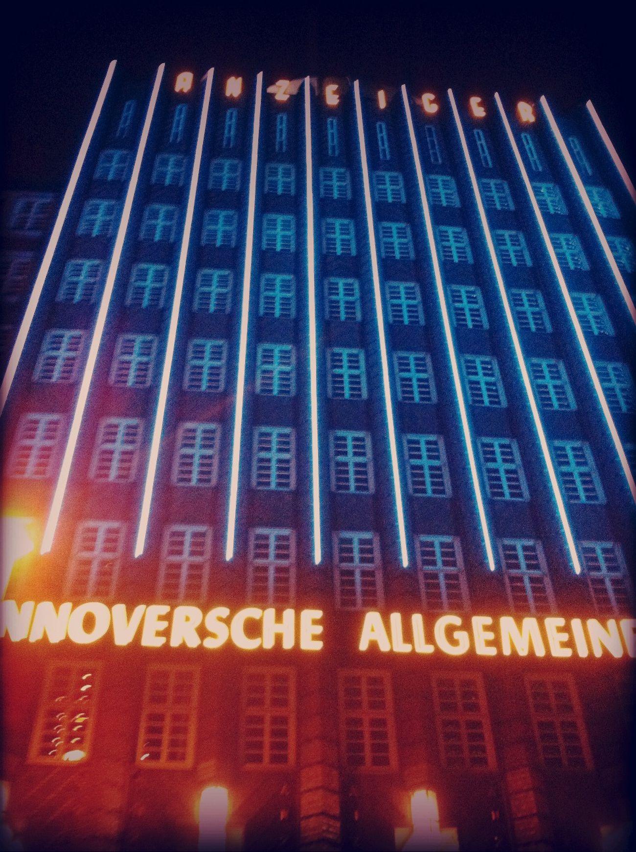 Walking around in Hannover Walking Around