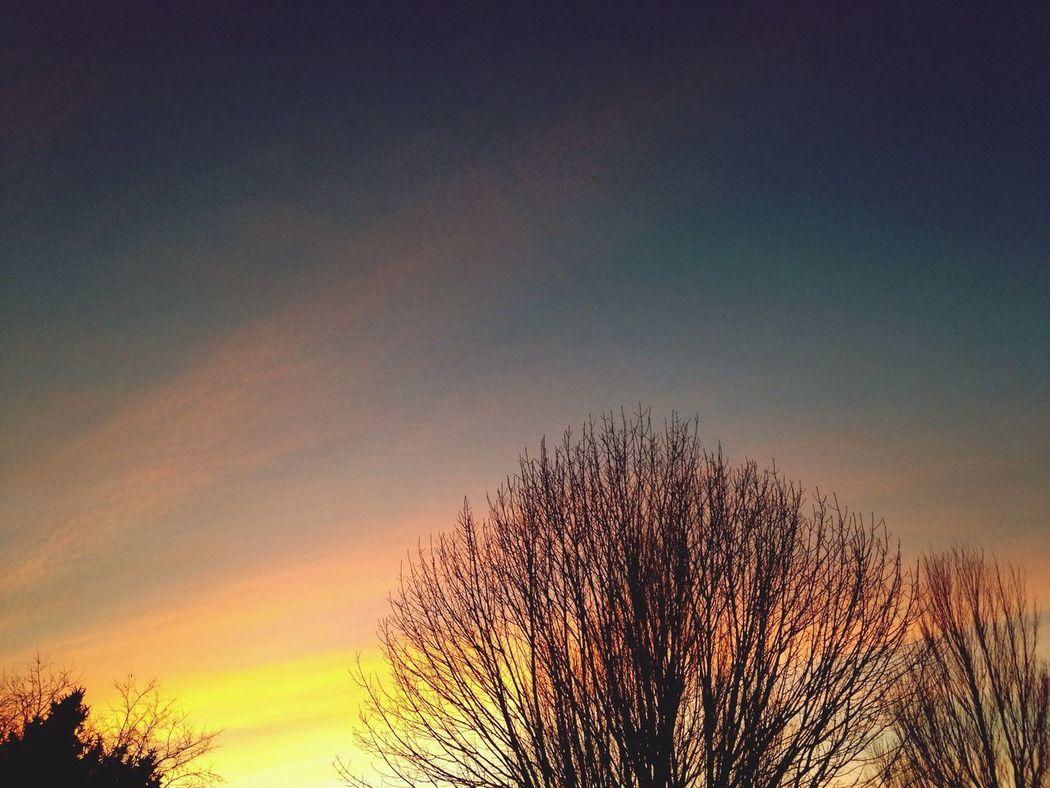 Sunlight Twilight Skyporn Beautiful Naturegifts 🌈