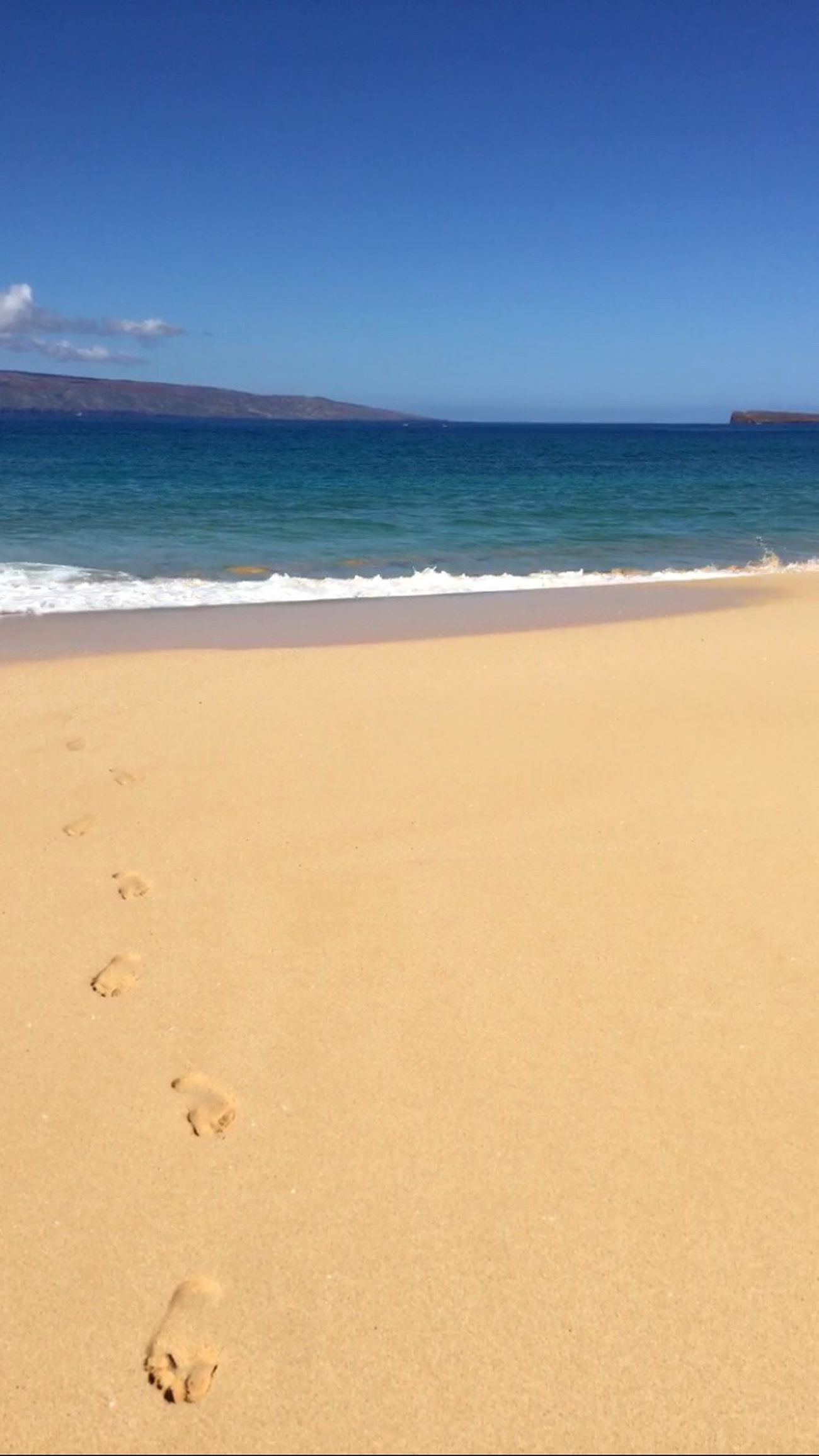 An unedited photo from paradise💫 Bigbeach Pure Maui Blue Magical Paradise Noedit Vibrant