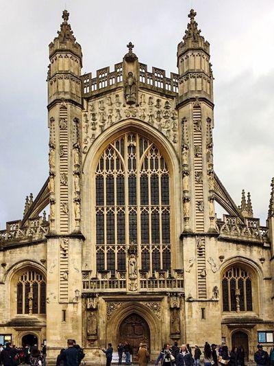 Bath Abbey, Bristol Architecture Travel Destinations Tourism History