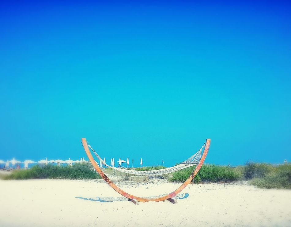 Want this right now !! Relaxing Relax Hamak Beach Sun Dubai UAE Hello World