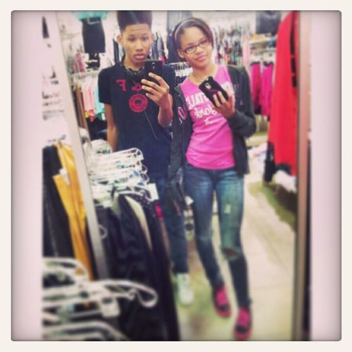 Kooling With My Sister