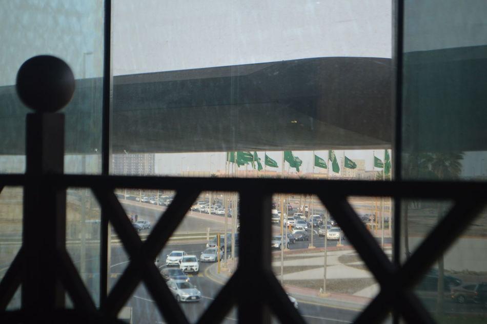 City Life Glass - Material Jeddah City Jeddah😍❤️ Mode Of Transport Transparent Transportation Window