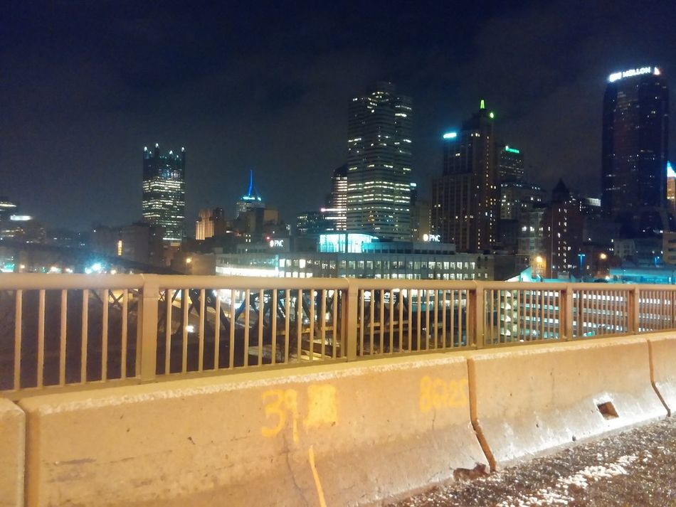 Stuck in traffic on bridge Check This Out Jft Pittsburgh Buildings Ski