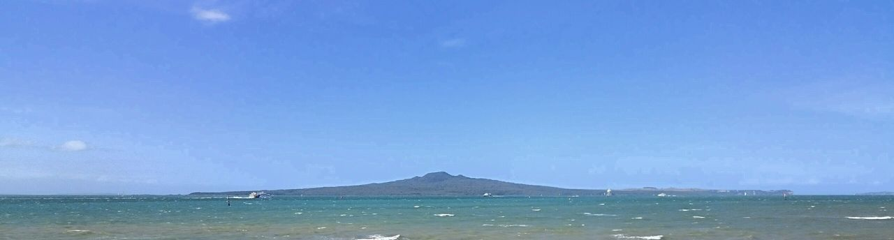 Rangitoto Auckland Cropped Sony Xperia Z3 Compact No Filter Not A Pano Mobile Photography