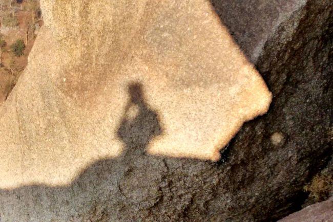 "I see you, ""My Shadow"" .Shadow Shadowandlight Shadow-art EyeEm EyeEm Gallery @ Mount Abu Rajasthan, India"