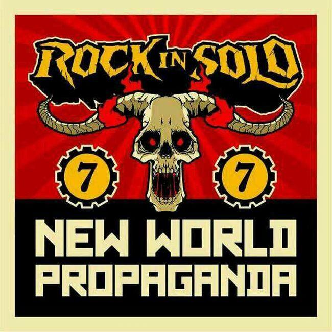 Rock In Solo 2013 RIS2013 Rockinsolo Rockfest INDONESIA