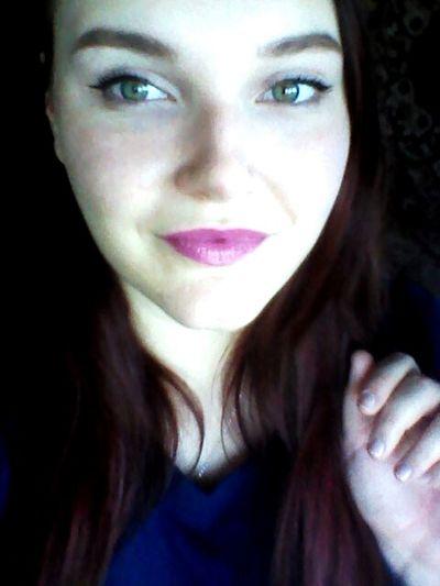 Love <3 Lovelovelove Pink Lips Hello World Green Eyes Eyes Beauty Beautiful Sweet Lips Hi! Lips Hi Sweet Smile Sweet Baby Lovley  Mimimi