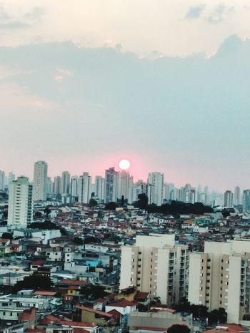 SaoPaulo-Brazil Sky