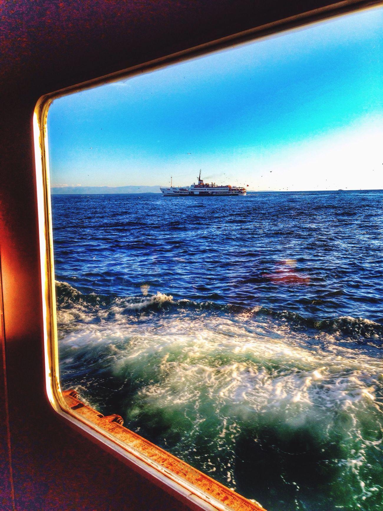 Follow my instagram: @ondergoksal Istanbul - Bosphorus