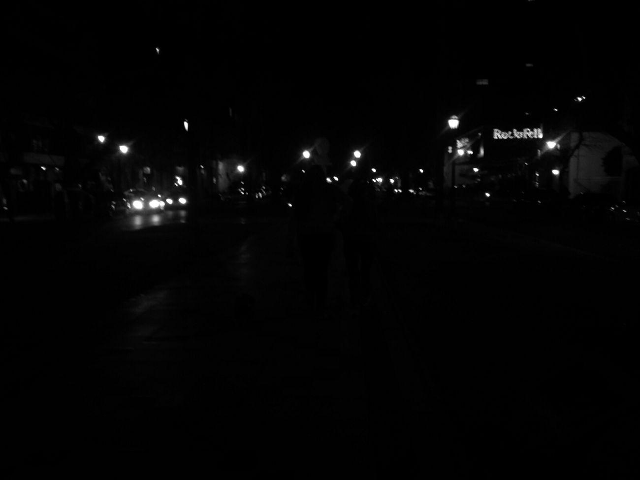 Caminata por oroño Night Light
