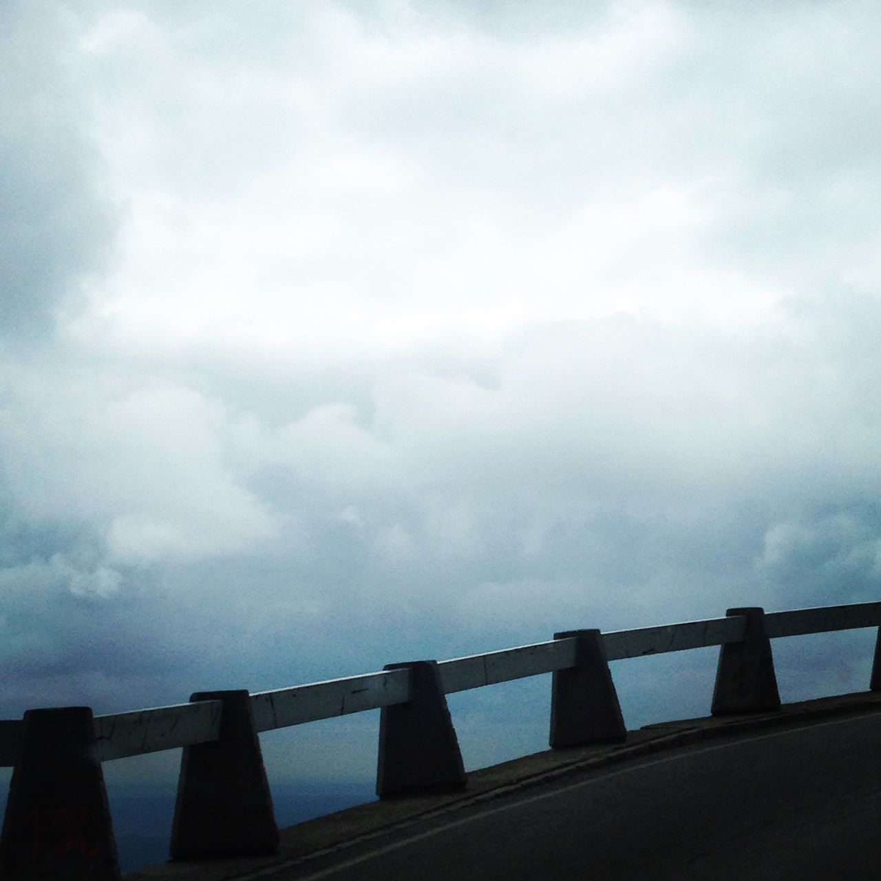 Architecture Border Borderline Borders Cloud - Sky Clouds Clouds And Sky Day Driving Edge Edge Of The World Fear Fearless Mountain No People Outdoors Road Road To Nowhere Roadtrip Scenics Serpentine Sky Street Up Way