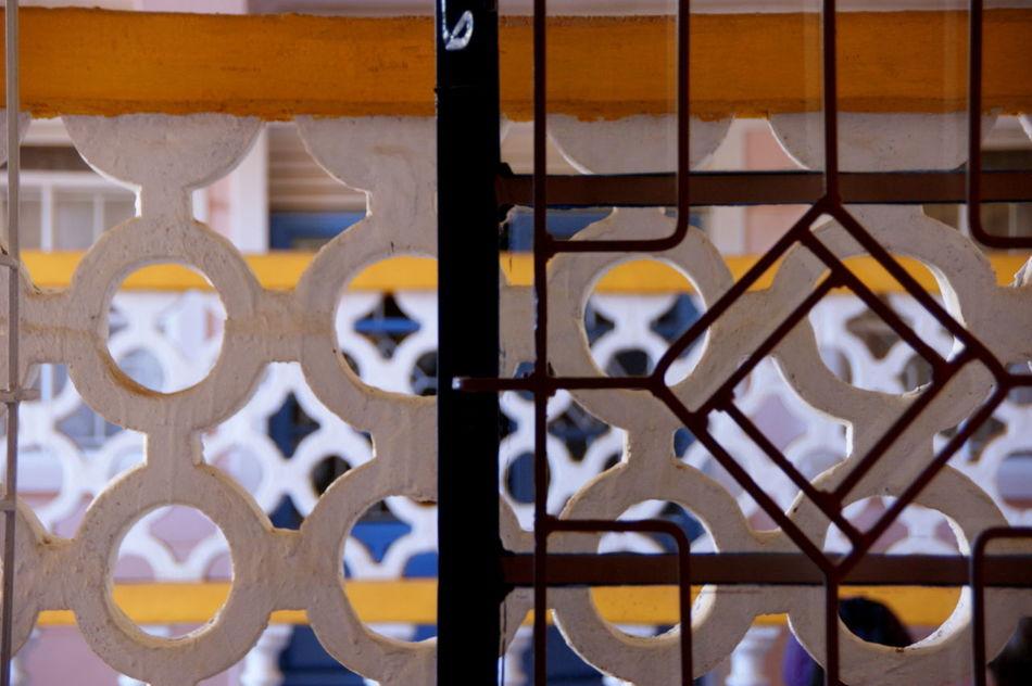Hotel Indoors  Kenya Limamoka Shapes And Forms Sunlight Vista Yellow