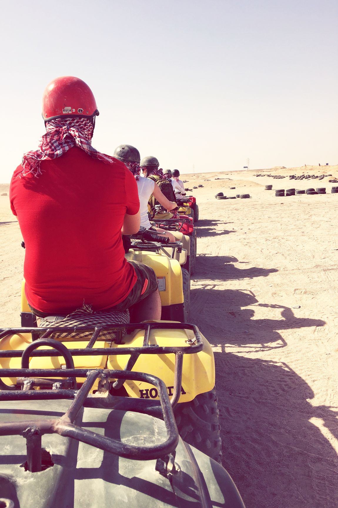 Sitting Beachbuggy Real People Men Sand Rear View Day Togetherness Leisure Activity Outdoors Sunlight Sea Transportation Lifestyles Shadow Chair Clear Sky Riding Vacations Safari Hurghada Desert