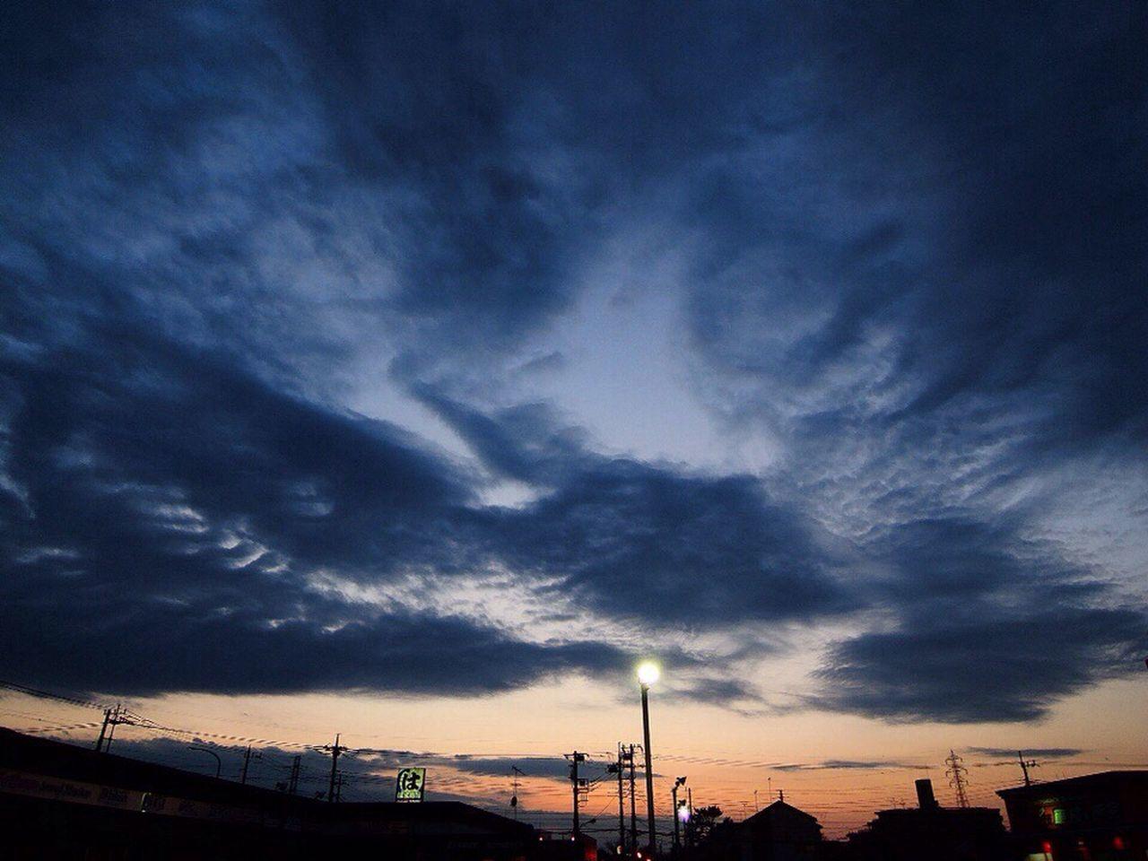 おつかれさま。 夕暮れ時 Twilight NikonP330 おつかれさま