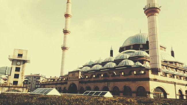 Ahmet yesevi camii Team Historical Historical Place Mosque Eyem Historical Eyem Team Eyem Gallery Historic Historical Building Çankırı / Turkey