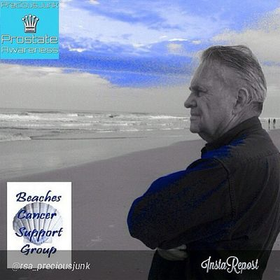 I can't tell you how much this feature mean to me. This is my husband Charlie. He was diagnosed with prostate cancer in 2000. He and I both have had several different kinds of skin cancers. We are both huge supporters of Beaches Cancer Support Group here in Jacksonville Beach Florida. We are all members of Team In And Outs for Relay for Life every year to raise cancer awareness and money for any type of cancer research through the American Cancer Society. Thank you again for the feature and this opportunity to spread the word just a little bit more about cancer awareness. Igersjax Rsa_preciousjunk Sitcjax Onlyinduval ilovejax cancerawareness livingwithcancer