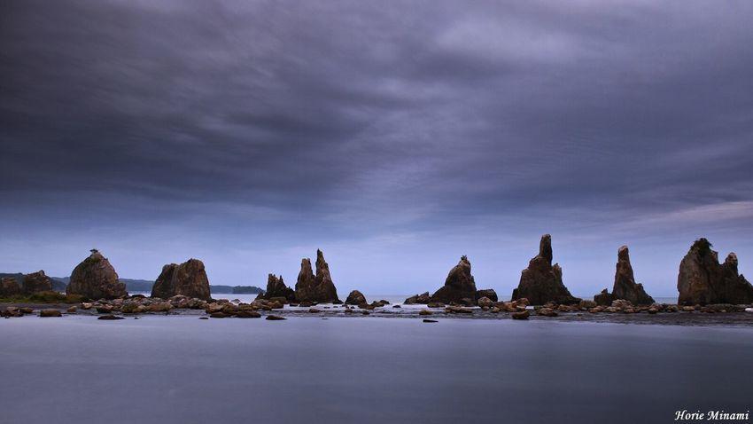 Sea Cloud - Sky Long Exposure The Week On EyeEm EyeEm Best Shots EyeEmNewHere Week On Eyeem Landscape Japan EyeEm Team 和歌山県 橋杭岩