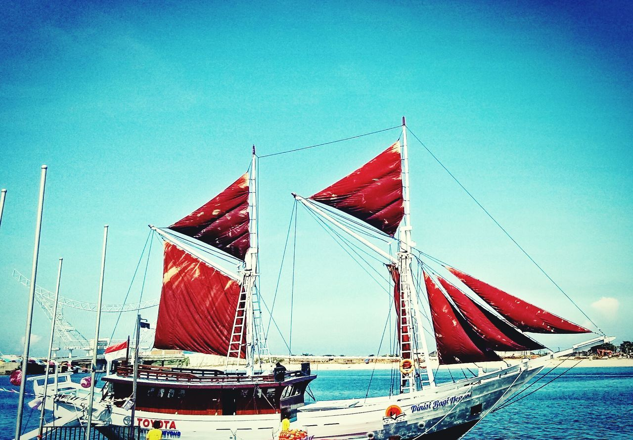Art Is Everywhere Sky Sailing Ship Phinisi Boat Phinisi Indonesiaicon South Celebes South Celebes Icon History