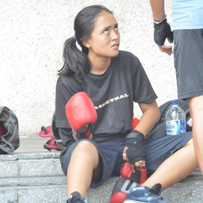 """PERTINA kids"", dont call me sweety....Sport Olahraga Tinju Petinju Boxing Boxer Pematangsiantar Sumaterautara INDONESIA"