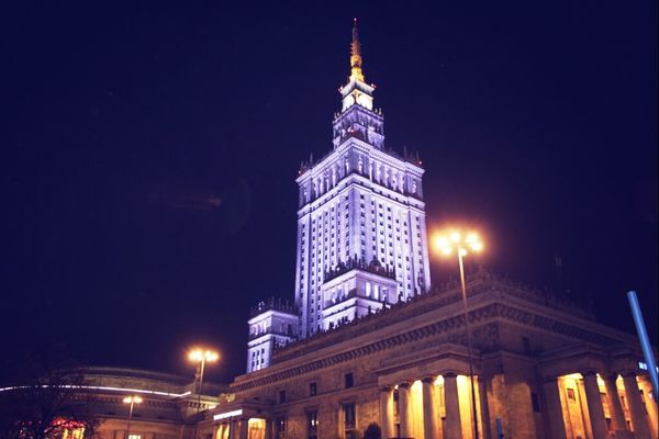 Hello world at warsaw by Julia