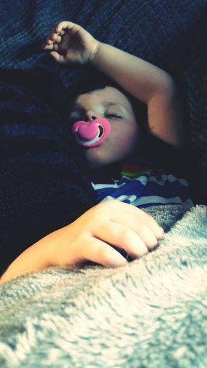 My Boy Henry Sleepyhead