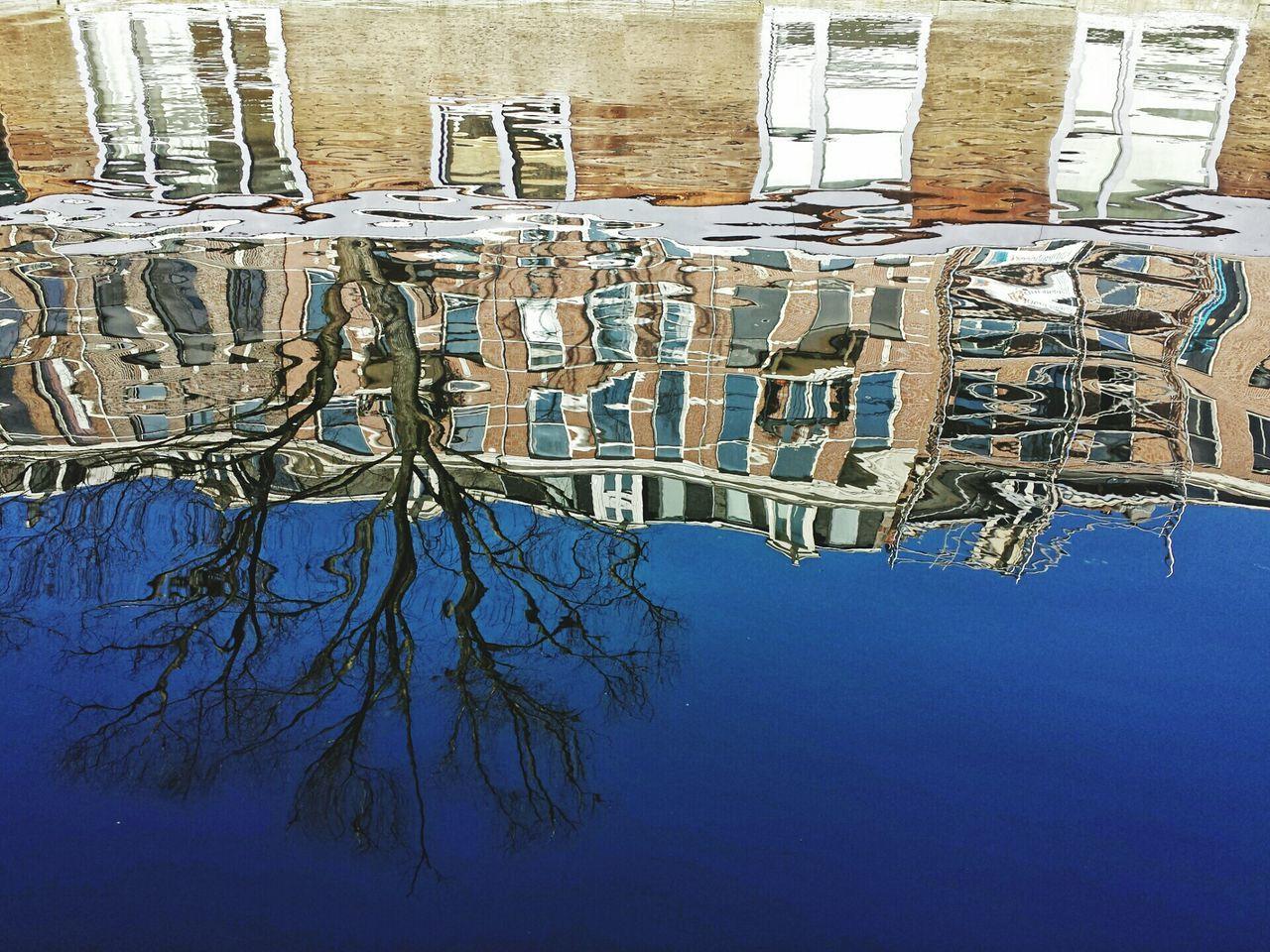 Water Specchio D'acqua Amsterdam My Edit My Photography Acqua Riflesso D'acqua
