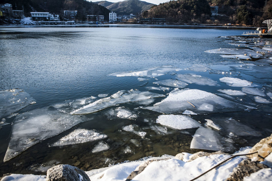 Beautiful stock photos of north korea, Chuncheon, Cold, Cold Temperature, Day
