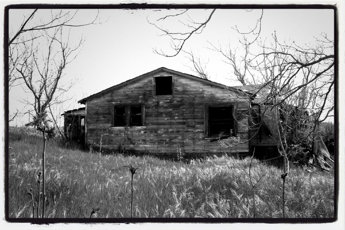 unoccupied places by Heather