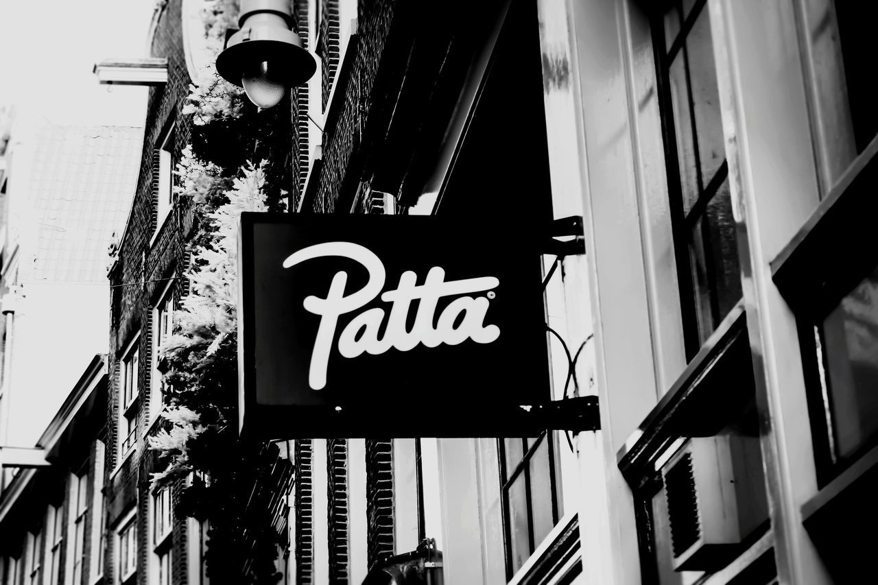 Patta Footwear 4 Today! Supreme Adidasoriginals Huf Architecture City Building Exterior Mustvisit Text Day Outdoors