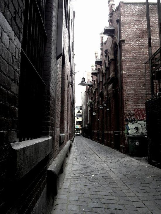 Melbourne Alleys