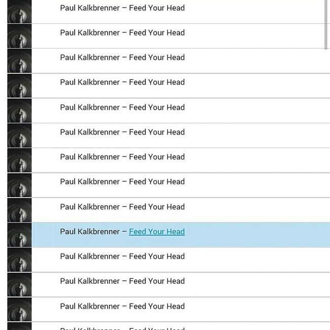 **I'm going to have babies with this song. Paulkalkbrenner Pk7 Feedyourhead Florian