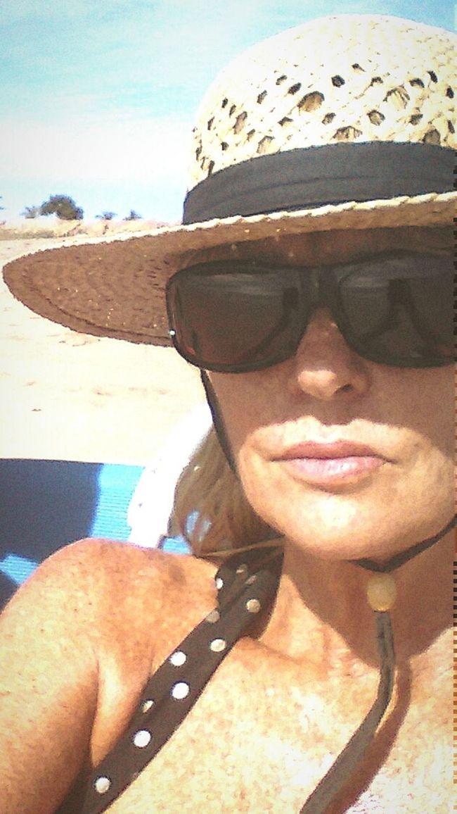 A la plage avant le dentiste Relaxing