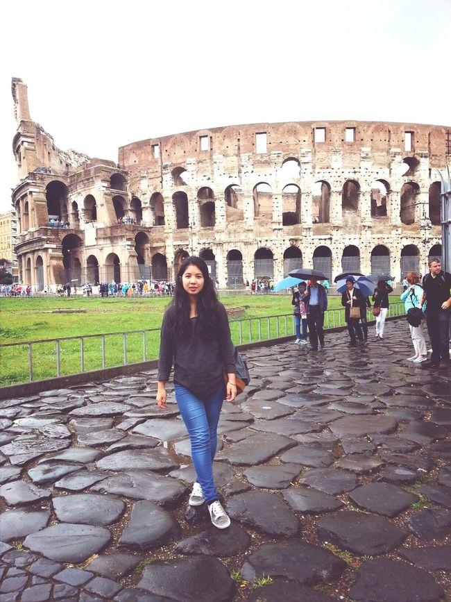 Colosseum Rome Travel