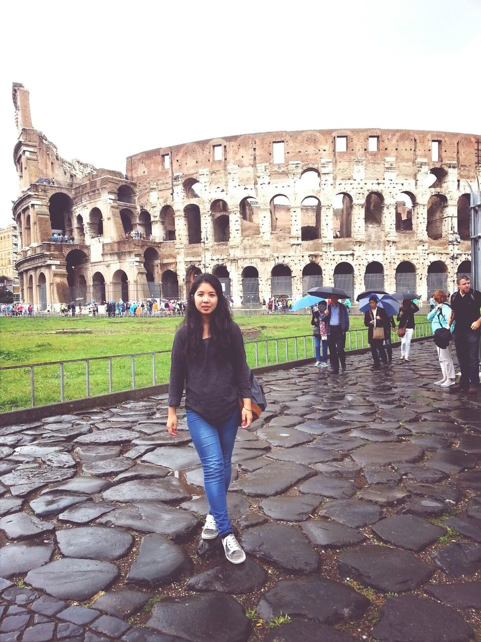 Colosseum Rome Travel