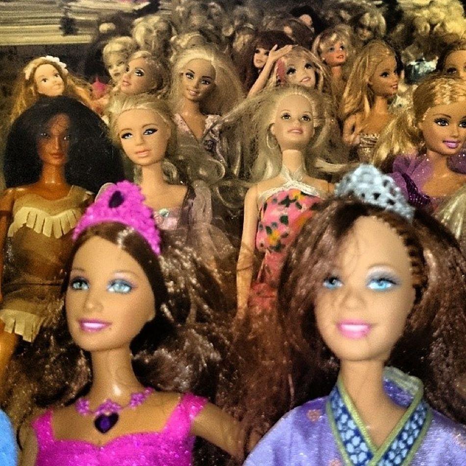 Barbies Lookforthecolorone Pocahontas  Princess instainstagoodlikelikesfollowefollowafterparty