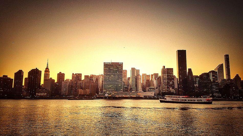 NYCNights NYC Photography NYC Skyline NYC Nycsunset  NYC LIFE ♥