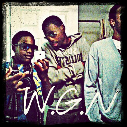 Chillen With Mi W.G.N Niggas