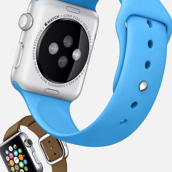 Apple Watch Apple Watch Blue