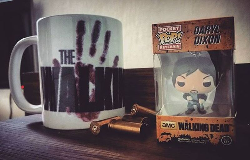 TWD Thewalkingdead Daryl Daryldixon Pop AMC Fan Survivor Comic
