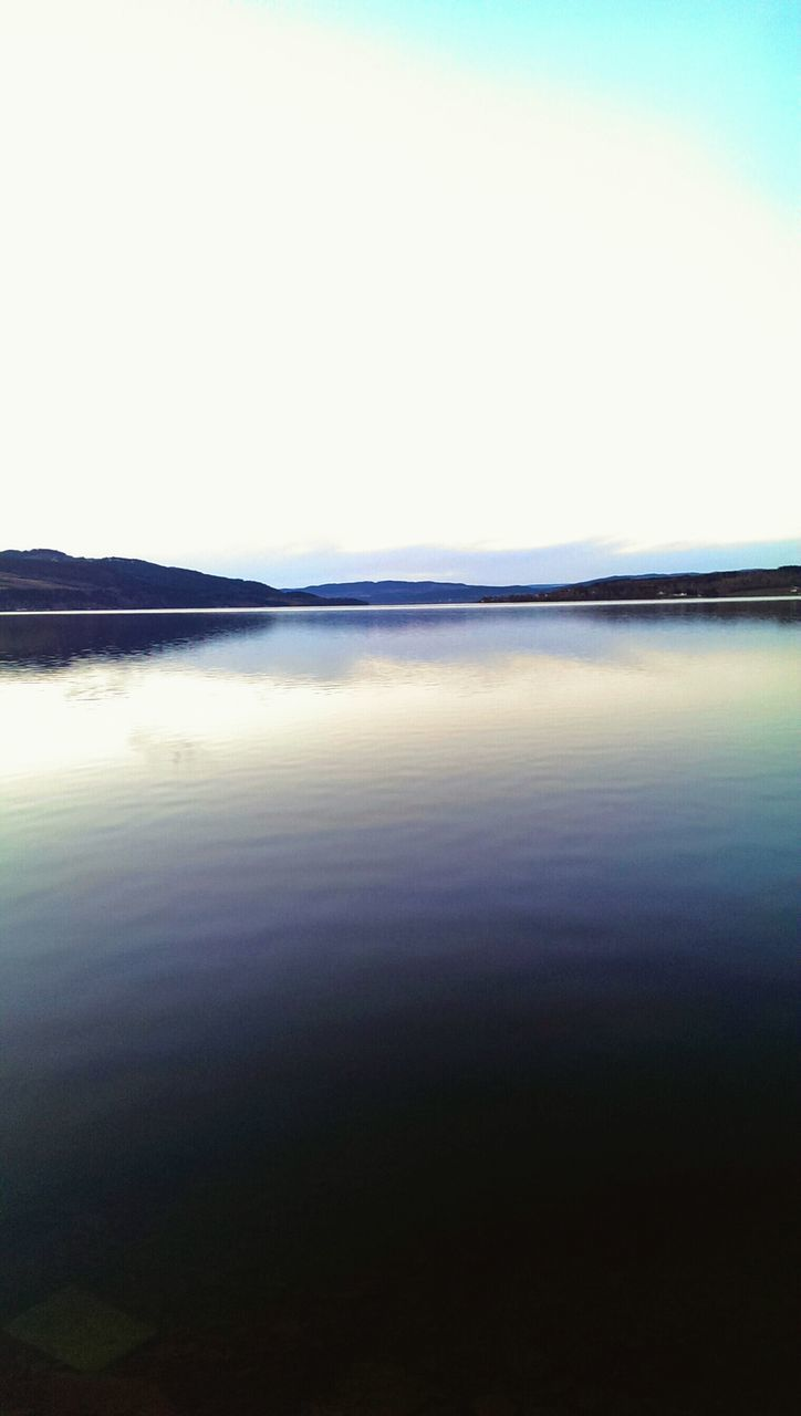 nature, water, tranquility, scenics, tranquil scene, beauty in nature, reflection, no people, sea, sky, outdoors, day, clear sky