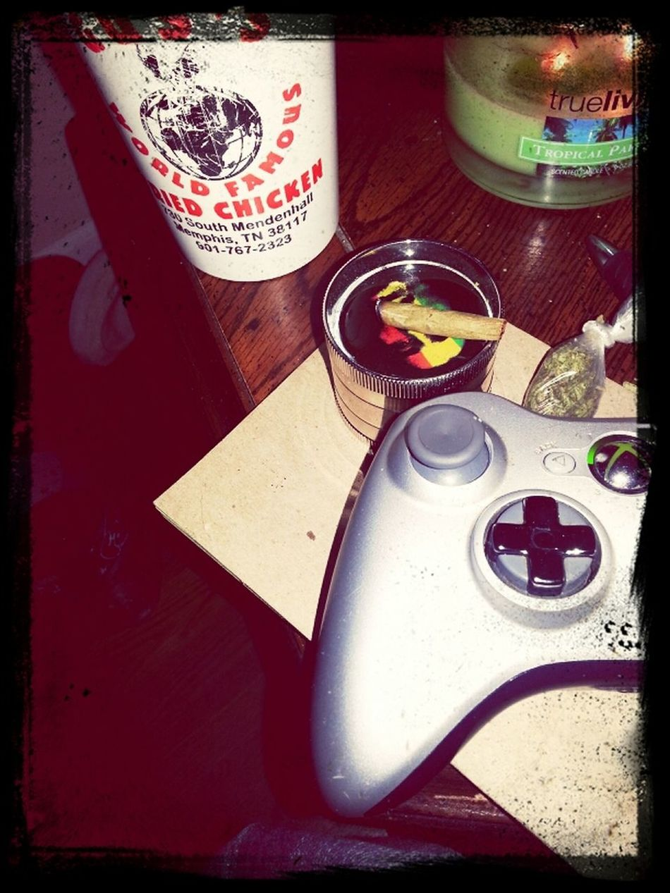Candles Bob Marley Weed DOPE Xbox 360 Memphis Turnt Jono Turn Up! Grinder Stoned Gamer Gus's Fries Chicken
