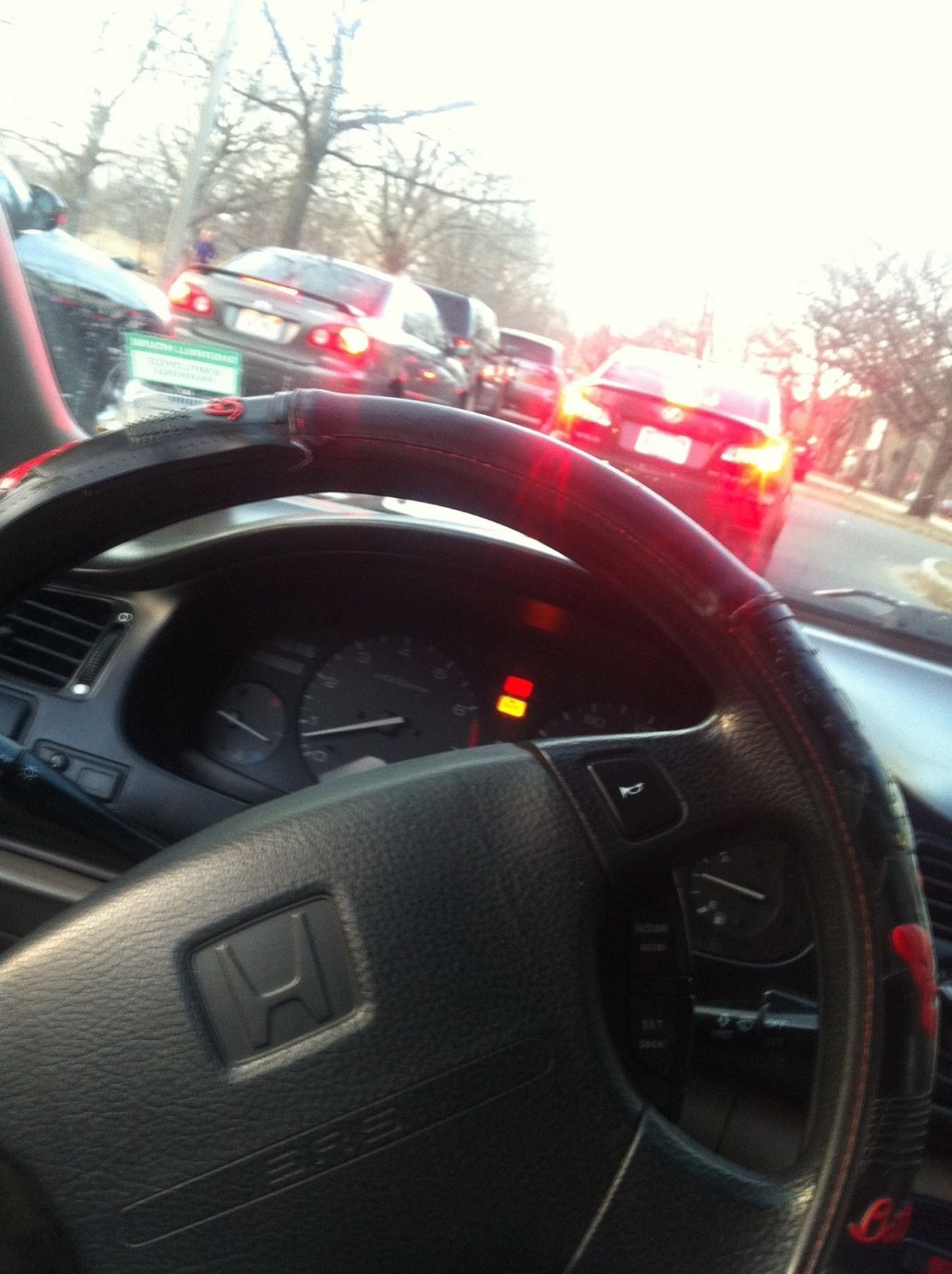 I hate trafic #honda #jdm