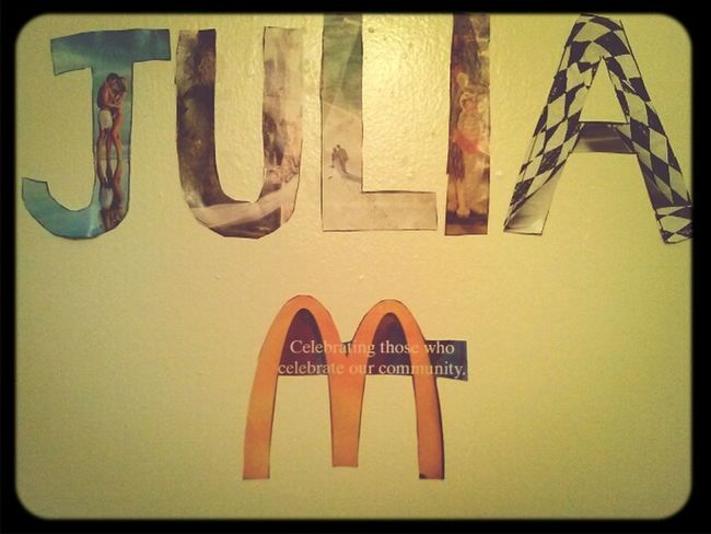 Being Creative <3