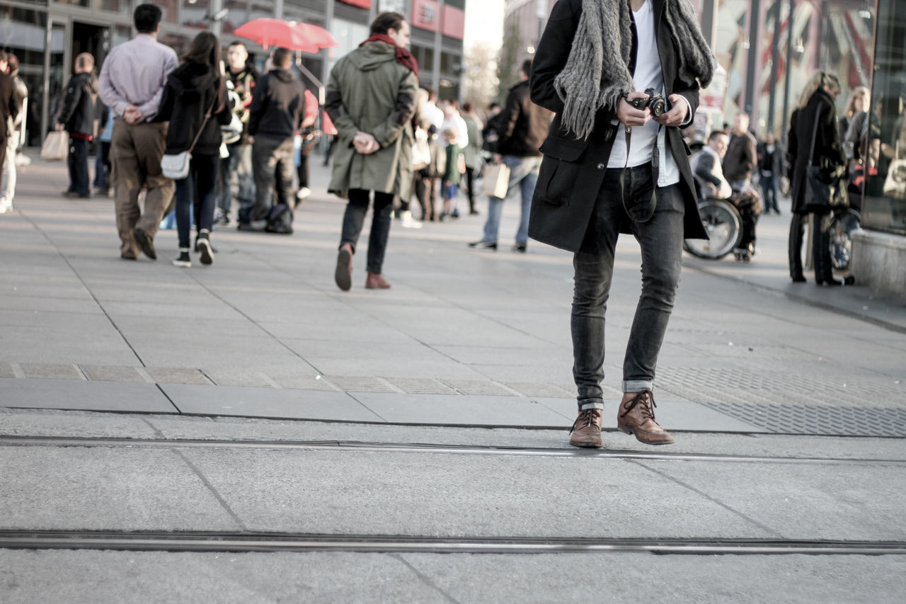 Beautiful stock photos of city, Berlin, Camera, Casual Clothing, City Street