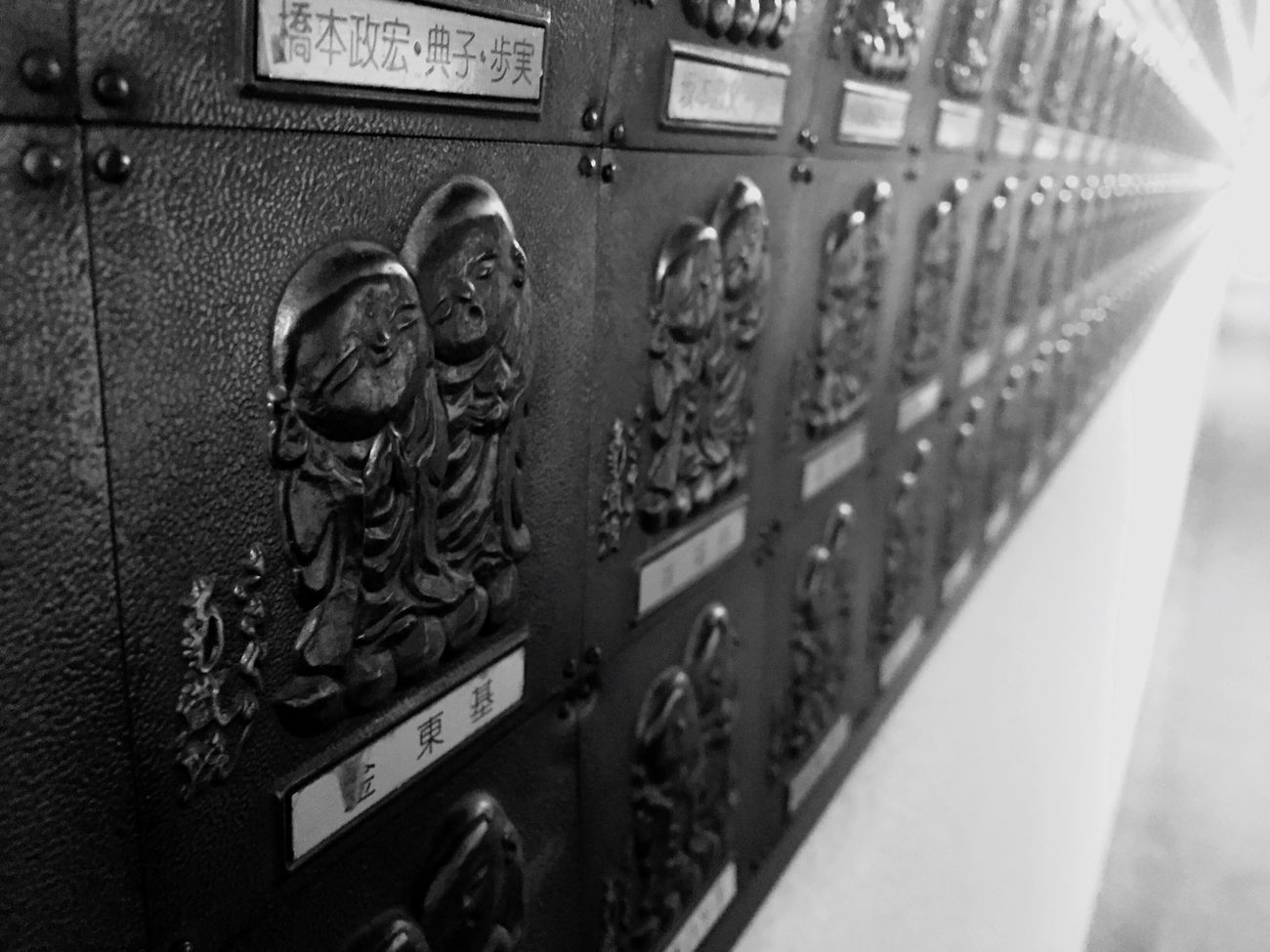 篠栗南蔵院 Close-up Metal No People Day Lock Locker Fukuoka Fukuoka,Japan Japan Japanese Culture Japanese Style